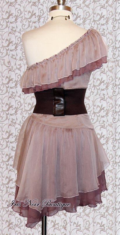 Tarzan Bride Steampunk Victorian Pastel Goth Dress Dresses