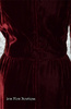 {Vintage} 'Bloody Countess' Burgundy Velvet  Vampire Dress L-X
